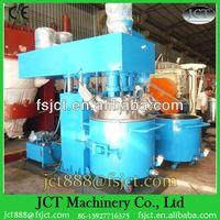 Machine for making acid silicone sealant