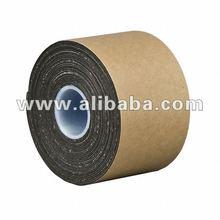 Self-adhesive polyethylene foam