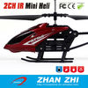 2CH RC Helicopter Toys Flying Toy Plane for Kids
