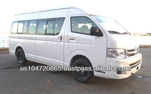2014 TOYOTA HIACE High Roof GL 16 Seats Full Option Mini Bus