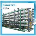 alta eficiência industrial sistema de osmose reversa