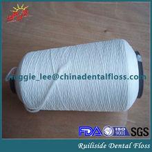 High Stretch Nylon/Polyester dental floss thread/yarn