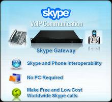 SkyPBX-880 (Skype PBX Gateway)