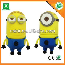 cute new usb flash drive ,Despicable Me cartoon minions,from 1gb to 32gb with high quality