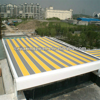 Metal Roof Remote Control Sundream Conservatory Awning