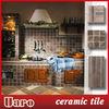 kitchen vintage ceramic tile antique classic flooring
