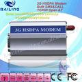Universal desbloquear 3g rs232 modem 3g hsupa umts/modem hsdpa, wcdma umts 850/900/1900/2100 mhz uso universal-- 5215