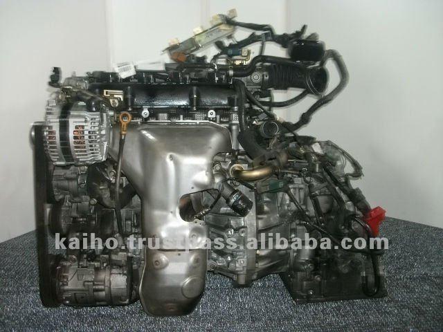 Nissan Qr Engine