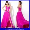 ED-1226 Pink arabic evening gowns dresses arabic style evening gowns dresses