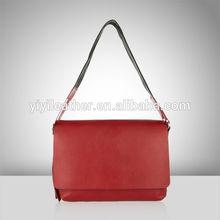 S062 2015 Custom PU Handbags Women Red Luxury Messenger Bag