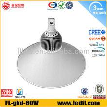 20w / 50w / 100w / 140w/ 150w led industrial light / high bay / mining led lamp