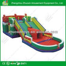 2013 best seller 18ft inflatable slide