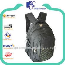 Wellpromotion hot sale fancy design 18 inch laptop bag