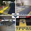 Industrial Floor Tiles PVC Flooring System
