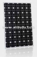 A class Mono solar panels 100W