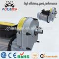 220v ac motor eléctrico de baja rpm para mezclador de hormigón chino