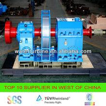 turbine generation for hydro power plant