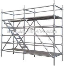 En12810 Construction Platform Quick Lock Scaffolding