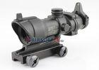 Tactical Trijicon ACOG Type TA01NSN 4x32 Crosshair Telescopic Sight Gun Scope #Style B with Quick Detach Leve