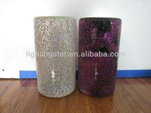 Wholesale glass mosaic vases