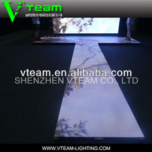 P10 LED Video Dance Floor For weddings Bars, Clubs, DJ, T-shows