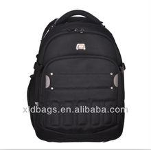 Laptop backpack travel bag on wheels