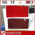 Pannelli di pietra faux prezzi/pietra pannello murale/finto muro di pietra pannelli