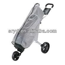 Golf cart bag rain cover