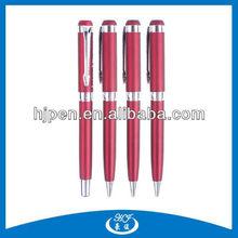 High End Branded Business Metal Roller Pen, Free Ink Roller Pen