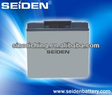 Deep Cycle 12v 18ah sealed lead acid battery