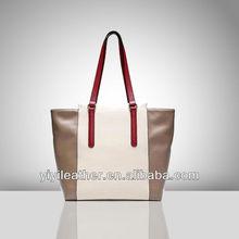 6101-2013 Genuine leather handbag wholesale, ladies leather handbag, genuine leather replica handbags