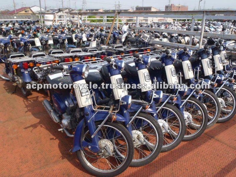 Used HONDA Used YAMAHA Used SUZUKI MOTORCYCLES 50cc~125cc