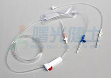 Disposable Blood Transfusion Set, 10 drops/ml