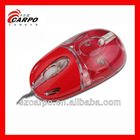 Cheap computer hardware children gift hot selling 3D Mini space mouse C175