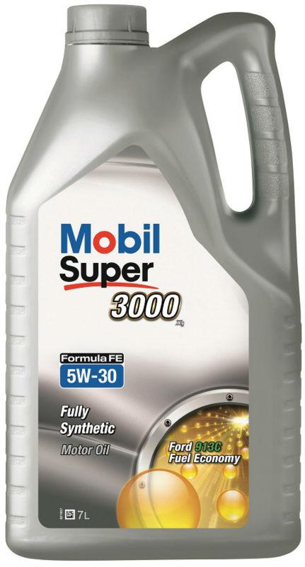 Mobil Super 3000 x 1 Fórmula