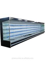 Supermarket fruit and vegetable display cooler/fan cooler