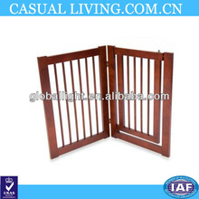 Wooden Safety Gate Pet Door Gate