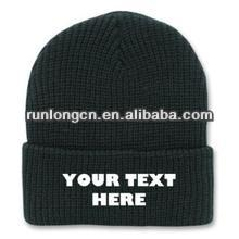 2014 men's winter fold up beanie hats