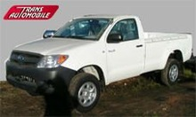 TOYOTA HILUX VIGO PICK UP 4X4 SIMPLE CABINE 3.0L DIESEL