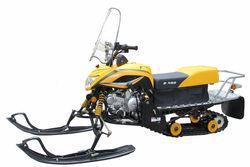 Snowmobile DINGO T125 125cc 4st