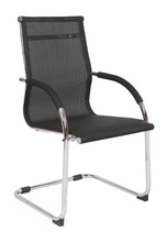 high back executive chair make of fabric material in hot saling
