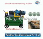 Best quality Steel pipe thread making machine/rebar thread rolling machine