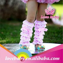 whosale baby girls petti romper leg warmer
