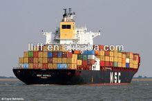 Tianjin cargo ship to South Africa