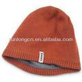 el más reciente 2013 de doble capa de invierno de gorras y sombreros