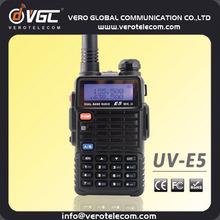 70CM 2Meters Dualband 5Watts FM Transmitters Taxi Walkie Talkie