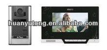 wired video door bell / door phone system for villa or single building