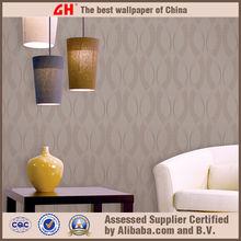 non-woven decorative wallpaper new style famous wallpaper