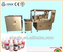Sg- sterile collirio riempimento singola testa macchina linea di produzione automatica di liquido sigaretta elettronica riempimento produzione lin