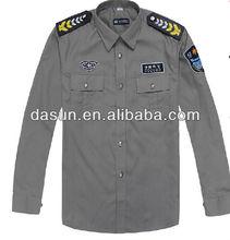 De seguridad/seguridad uniforme de guardia